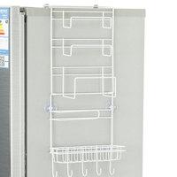 Suction Cup Kitchen Refrigerator Wall Storage Rack Holder Shelf Supplies