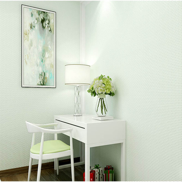 New Arrival Fabric Mural Wallpaper Modern Grid Wall Paper Papel De Parede  Tapete Girls Bedroom/