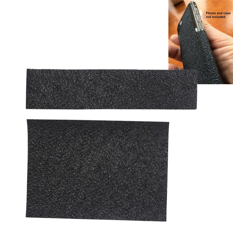Grips Material Sheet Black Textured Rubber Grip Tape