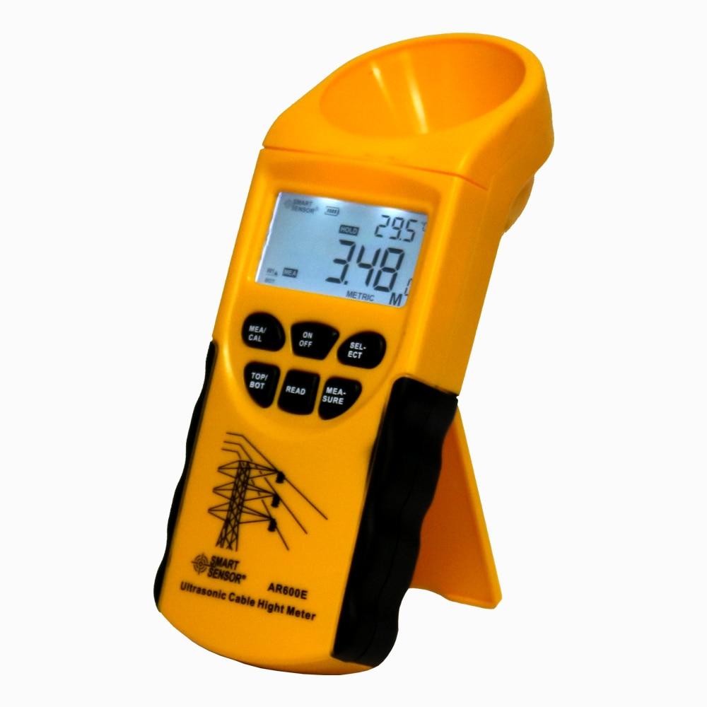 Miernik wysokości kabla ultradźwiękowego 6 kabli Pomiar - Przyrządy pomiarowe - Zdjęcie 2