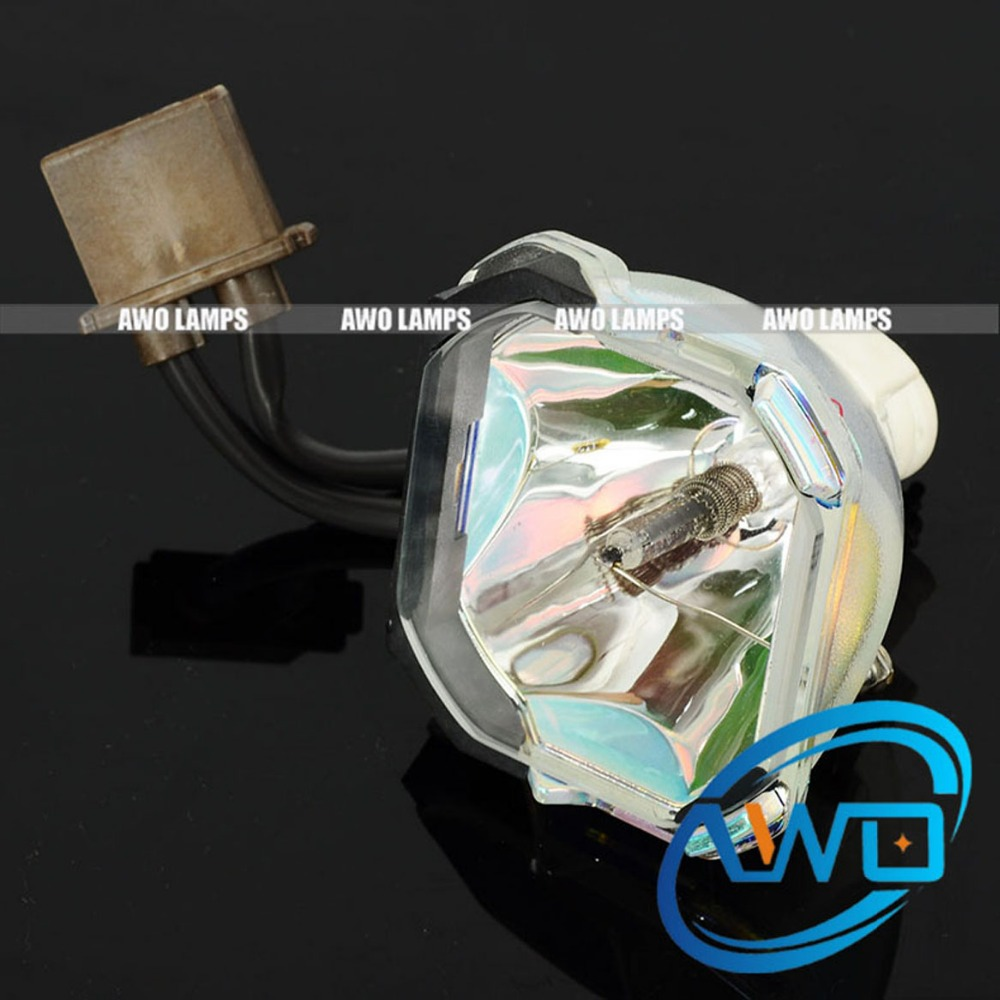 AWO Compatible Projector Bulb DT00231 Bare Lamp for HITACHI HITACHI CP-S860W CP-X958W CP-X960W CP-X970 Shippment within 48 hours compatible projector lamp for hitachi dt01463 cp dh300
