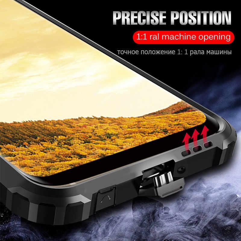 Funda de lujo a prueba de golpes para Samsung Galaxy S10 S9 S8 funda para Samsung S9 S8 S10e Plus note 8 9 funda de silicona