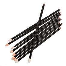Beauty Girl Functional Black Double-headed Sponge Eyeshadow Brush+Nose Shadow Brush Sep 5