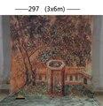2017 10*20 футов ручная роспись тканевый фон для фотосъемки свадьбы  toile de fond studio photo 01  муслиновый живописный Фотофон