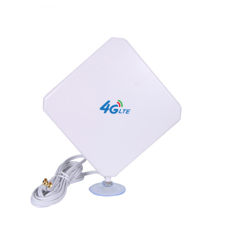 Image 2 - 3G 4G LTE Antenna SMA CRC9 TS9 Connector Wifi Signal Booster 