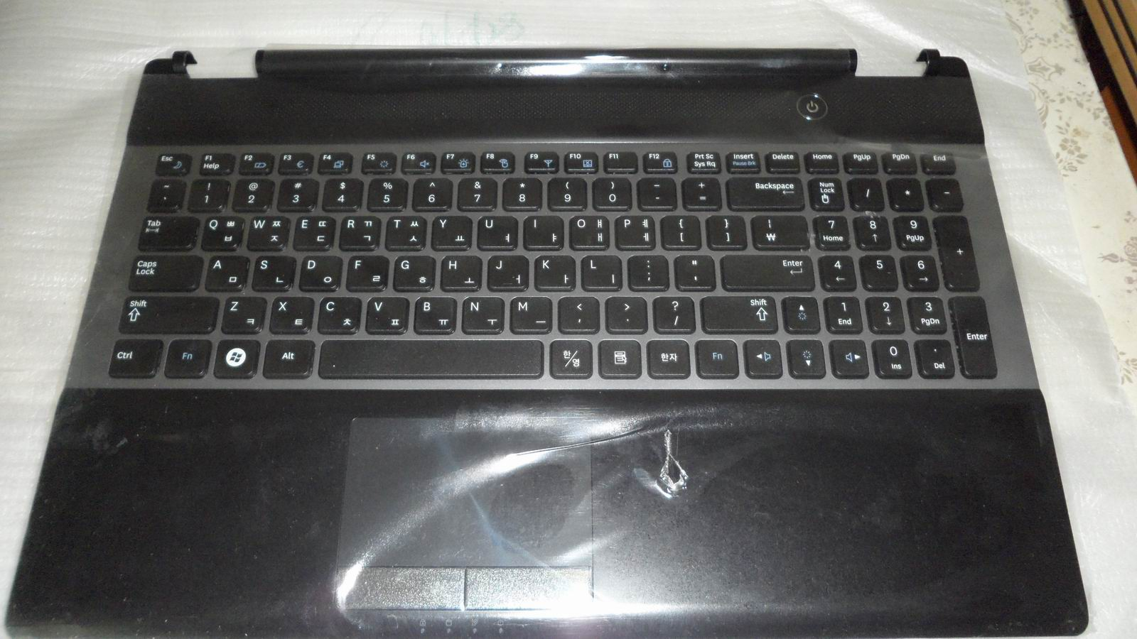 FOR samsung keyboard RC528 RC530 c shell TOP