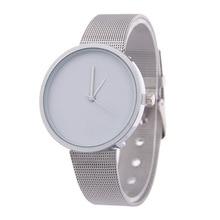 цена New Fashion Watch Women Luxury Brand Quartz Watch Women Stainless Steel Dress Bracelet Wristwatches Hours Female Clock 6369 онлайн в 2017 году