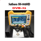 SH910 HD Sathero SH-910HD DVB-S2 Digital Satellite Finder Meter Satfinder HD with Real Time Spectrum Analyzer Function HD Outpu