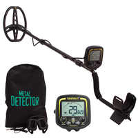 Détecteur de métaux professionnel Detecto TX850 profondeur souterraine 3.5 m Scanner détecteur d'or détecteur de trésor chasseur de détection Pinpointer