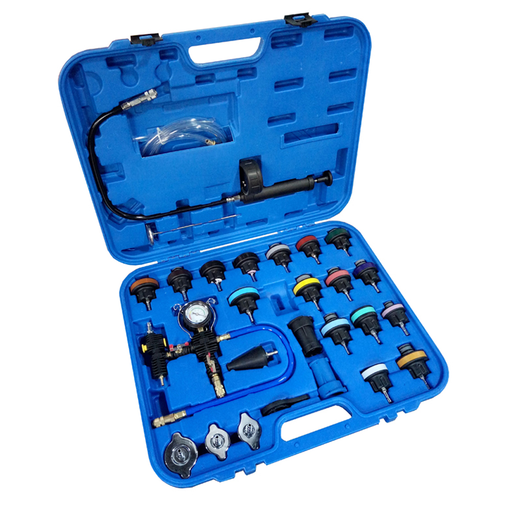 Universal Radiator Pressure Tester & Vacuum Type Cooling System KitUniversal Radiator Pressure Tester & Vacuum Type Cooling System Kit