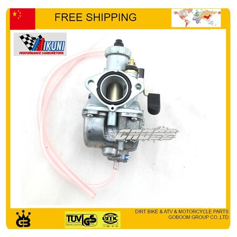 mikuni  carburetor vm22 26mm  110cc 125cc dirtbike atv pz26 performance carburetor free shipping