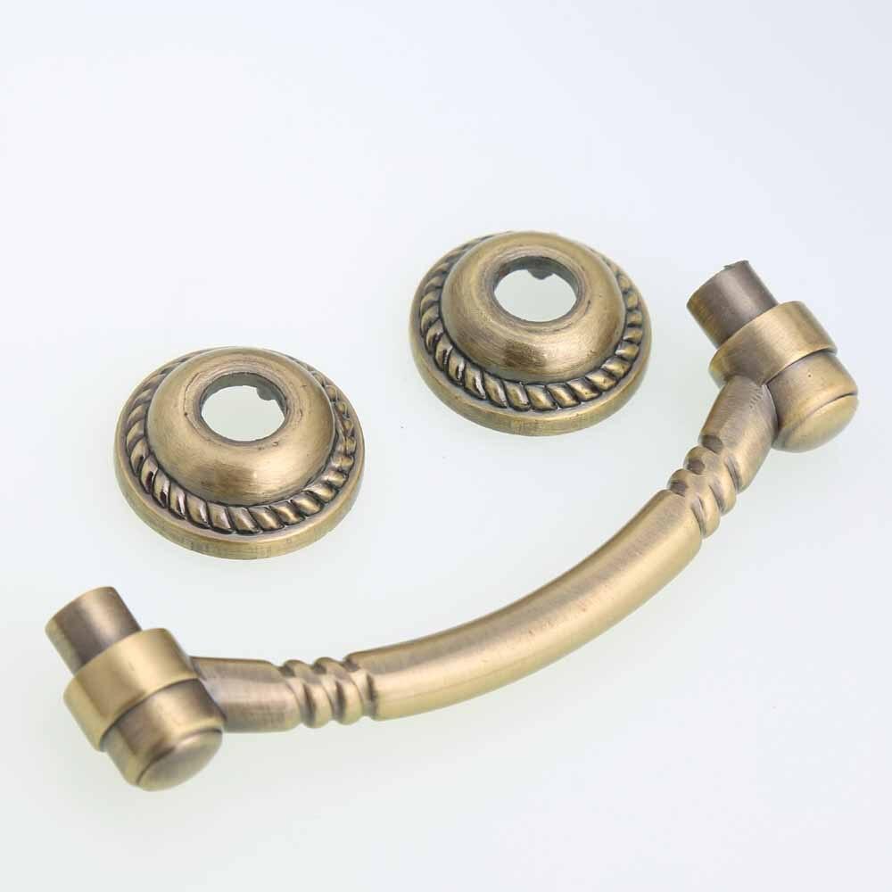 64mm 96mm 128mm bronze küchenschrank schublade knöpfe zieht antike ...