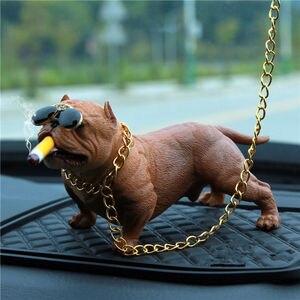 Car Bully Pitbull Dog Decorati