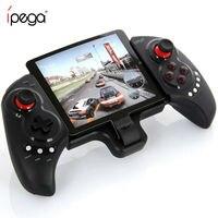 IPEGA PG-9023 PG 9023 Bluetooth Wireless Gamepad Joystick Dla Telefonu Android Teleskopowa Game Controller pad/Android IOS Tablet PC