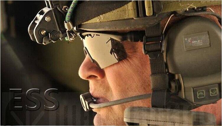 ... antes de cohechar un TR90 gafas militares 5 lente polarizada balístico  militar deporte hombres gafas de sol del ejército a prueba de balas gafas  de tiro ... 8da3ef15b579