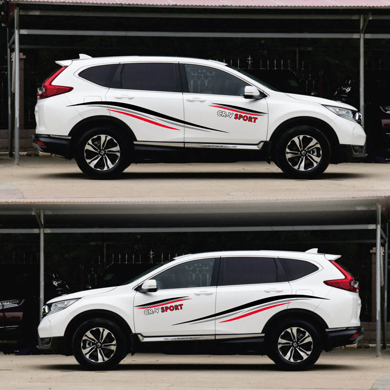TAIYAO car styling sport sticker For Honda cr-v accessories and decals auto