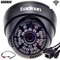 Gadinan ONVIF Wifi 802.11b/g/n H.264 Red P2P CCTV Cámara de Interior Sin Hilos del IP Con Captación de Audio Externo 720 P/960 P