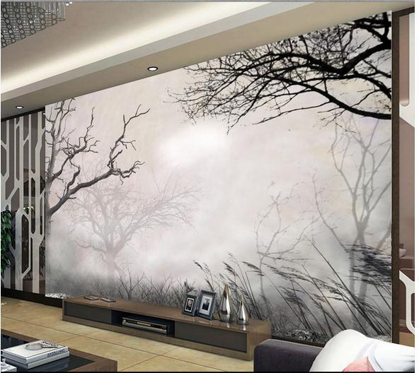 Customize size woods mural wallpaper mural wallpaper mural non wvoen     Customize size woods mural wallpaper mural wallpaper mural non wvoen  wallpaper backdro wallpaper factory direct20151552