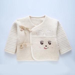 Image 3 - Emotion Moms (8pcs/set) Infant Clothes 0 3M Newborn Baby Suits Toddler Clothing Sets Kids Boys Girls Suit Thermal Organic Cotton