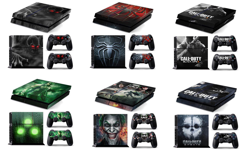 2014 New Call Of Duty Black Ops Pvc Protection Skin Cover Case