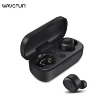 Wavefun X-Pods 2 TWS Mini Bluetooth V5.0 Earphones True Wireless Headphones Stereo Earbuds IPX5 Waterproof Bluetooth Headset(China)