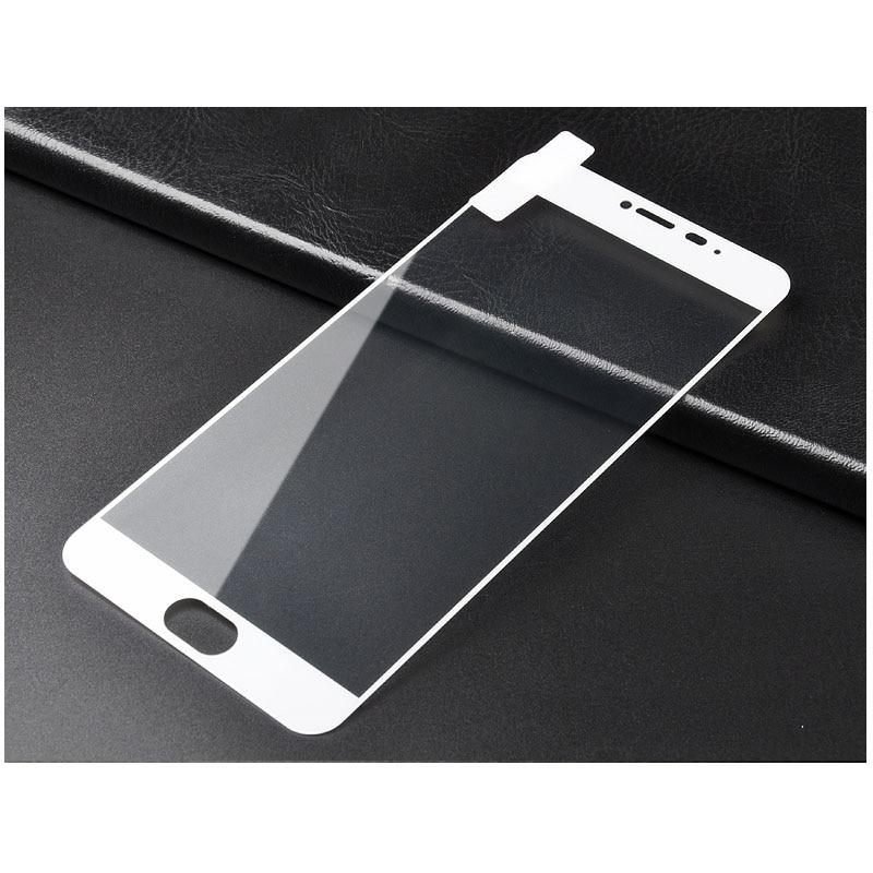 För Meizu M3S Heltäckande härdat glas 9H Explosionssäkert - Reservdelar och tillbehör för mobiltelefoner - Foto 6