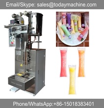 Fully Automatic Ice lolly / Candy Stick Pack Machine
