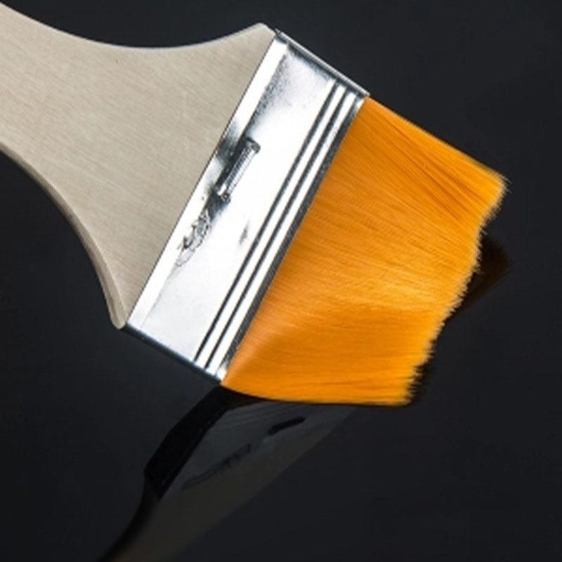 HTB1MYJ4hTlYBeNjSszcq6zwhFXaQ - EZONE Nylon Hair Painting Brush Oil Watercolor Water Powder Propylene Acrylic Different Size Paint Brushes School Art Supply