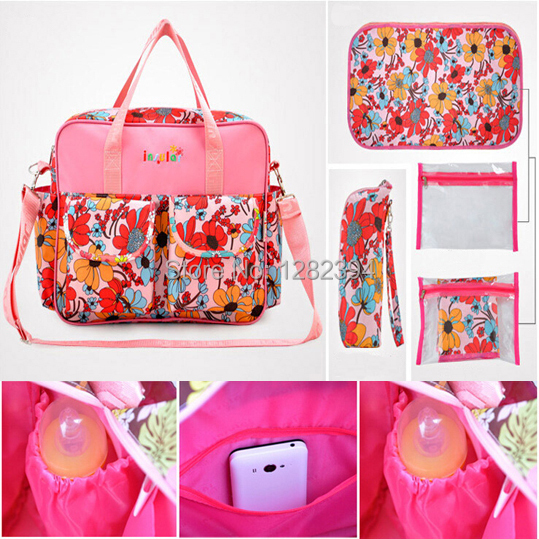 447de6fc6 High Quality Diaper Bag For Mom New Design Nappy Bag Durable Baby Bags For  Stroller Baby