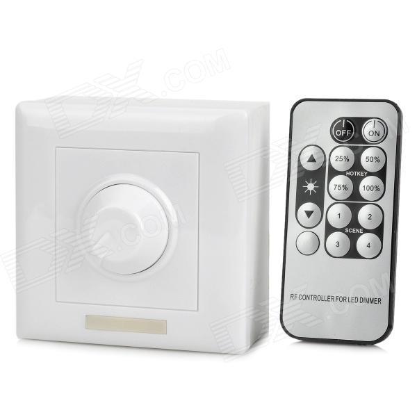 300w 110v led dimmer 220v light dimmer switch controller. Black Bedroom Furniture Sets. Home Design Ideas