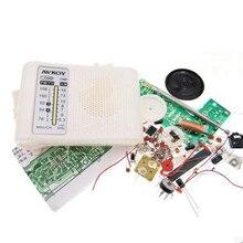 HAILIANGNIAO 1set AM / FM stereo AM radio kit / DIY CF210SP electronic