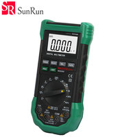 MS8268 Automatic range multimeter built in self recovery fuse protection measuring capacitance frequency