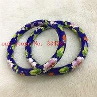 Wholesale 1PCS Chinese Handmade Cloisonne Enamel Cuff Hollow Bracelet Bangle 002