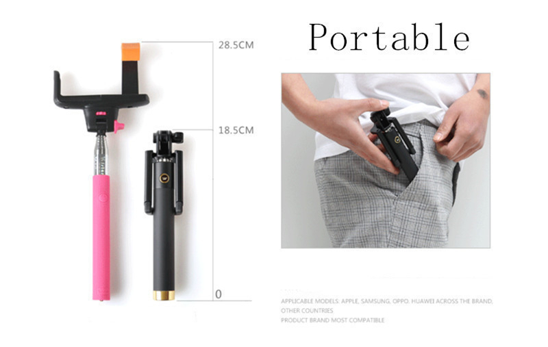 Luxury-Wired-Selfie-Stick-Extendable-Handheld-Monopod-Fold-Self-portrait-Holder-for-IPhone-5-5C-5S-6-6S-7-Plus-Perche-Selfi-Stik (8)