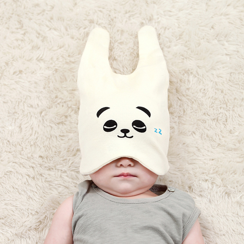 Baby hat winter spring autumn warm knitted baby hat children hat boy girl hat boy girl cotton hat beanie(China)