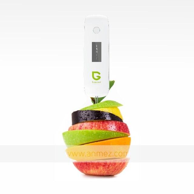 Greentest мини Эко высокая точность читать цифровой еда нитратный тестер, фруктов и овощей нитрат обнаружения/Здоровье и гигиена