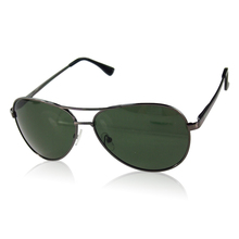 Frog Mirror Fashion Brand Designer Sunglasses Men Women Metal Frame Unisex Polarized Sun Glasses Oculos