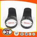 64mm Suspensión Amortiguador Delantero Protector Cubierta Círculo para BANDIT 250 74A 400 75A INAZUMA 7BA 151-699004-1