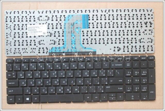 Новый Арабский клавиатура Для Ноутбука HP 250 G4 256 G4 255 G4 15-ac 15-ac000 15-af 15-af000 без Рамки Teclado AR Клавиатура PK131EM1A03