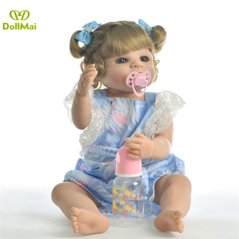 real 0-3M clothes with bebe bonecas simulation newborn baby girl best bebe gift alive silicone reborn baby dolls DIY toy 55cmreal 0-3M clothes with bebe bonecas simulation newborn baby girl best bebe gift alive silicone reborn baby dolls DIY toy 55cm