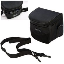 Camera case bag for nikon Coolpix P530 P520 L840 L820 L830 L340 L330 Sony A5000 A6000 A5100 Canon SX50 SX520 SX510 SX500 SX410(China)