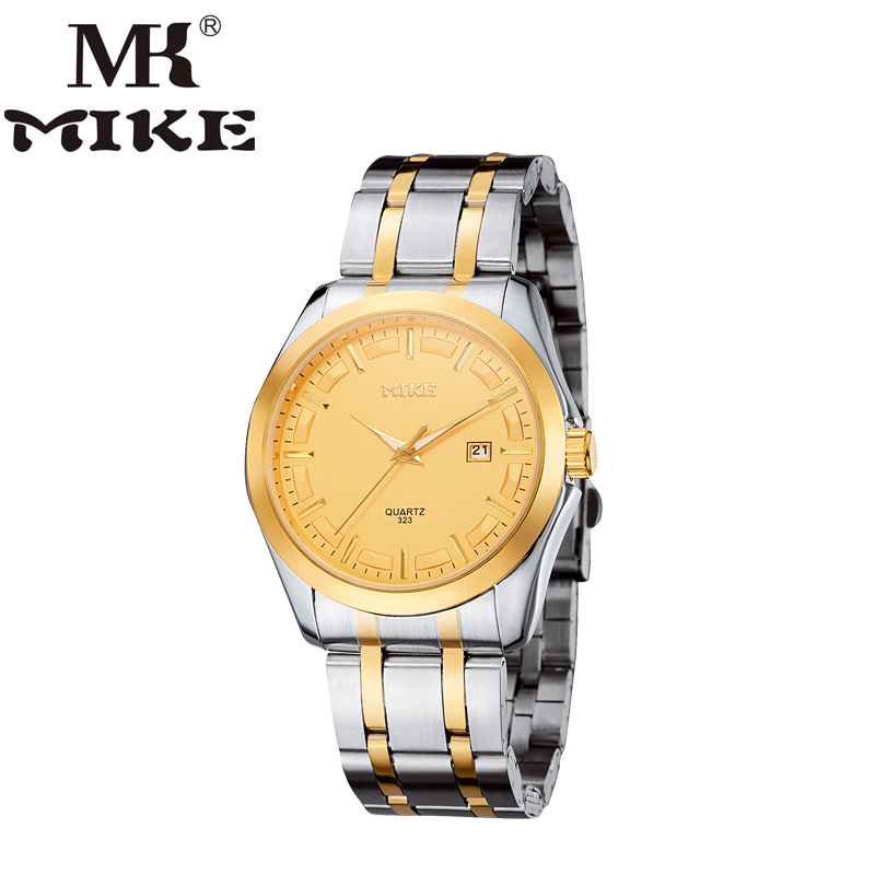 più amato 6569b b0e13 MK Mike Business fashion reloj Watch Men Wrist zegarek damski ...