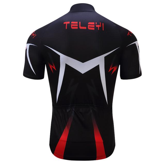 teleyi Skell 2017 Ropa Ciclismo MTB Bike uniform Cycling Clothing Rock Racing Bicycle clothes Riding Maillot Cycling Jersey
