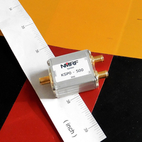 420 to 500MHz Wilkinson RF power divider / combiner, SMA