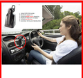 New Dual Phones Connecting Universal car Hands free Bluetooth Car Kit Headset Bluetooth Speaker for All Smartphones 7-8M