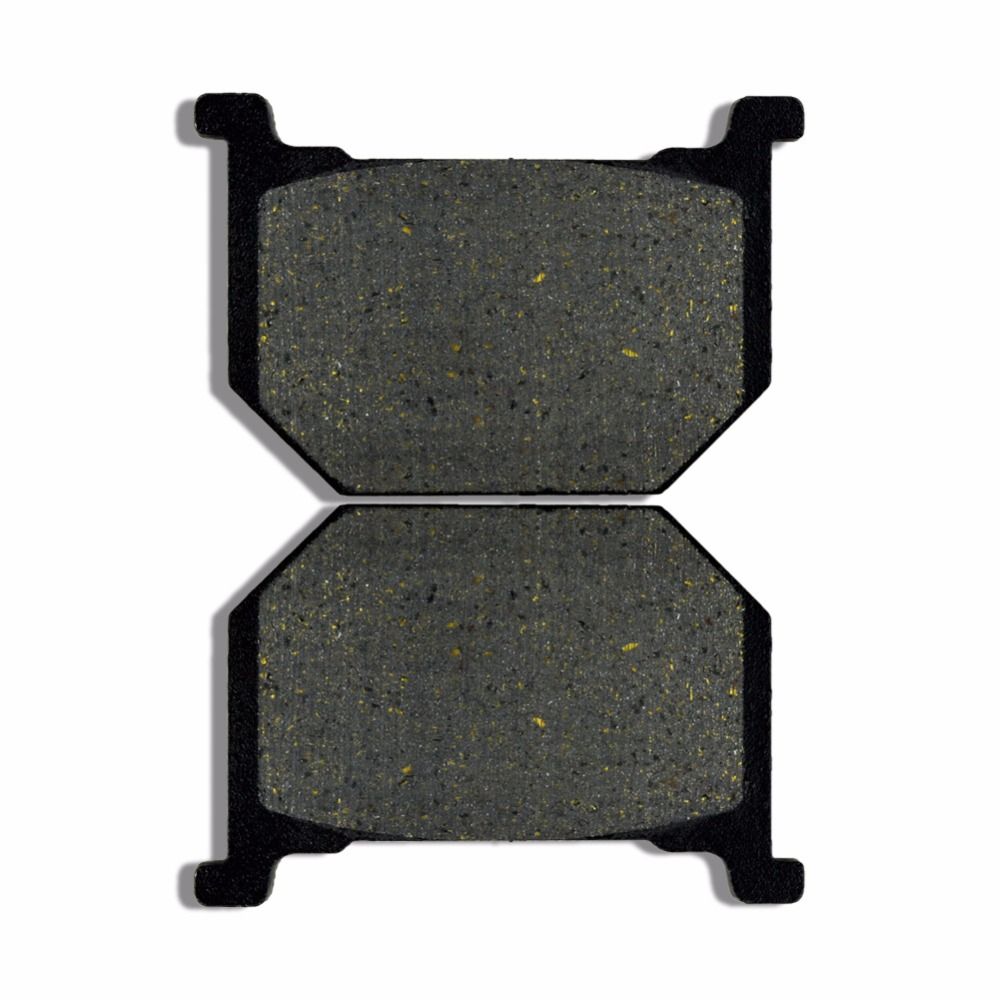 Motorcycle Front Brake Pad For SUZUKI GN 400 TT GN400TT 1980 Motorbike Brake Disc Pad  FA51  motorcycle front brake pad for suzuki gsx 750 gsx750 et ex 1980 1986 motorbike brake disc pad fa51