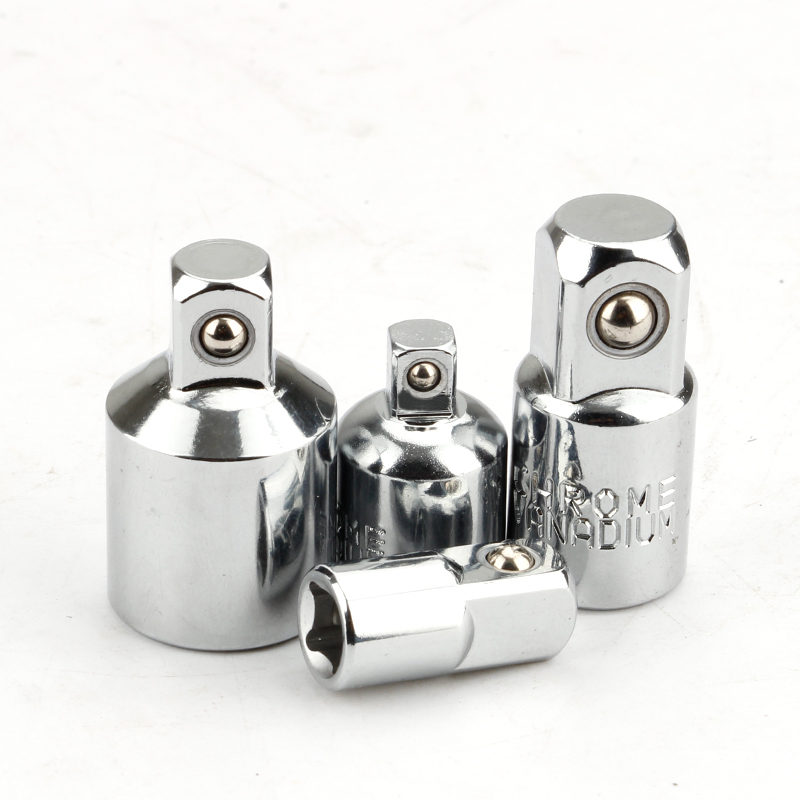 4Pcs Ratchet Wrench Socket Adapter Reducer Converter Set 1/2