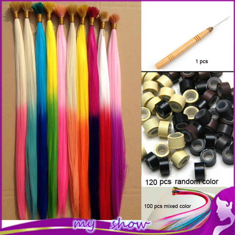 100pcslot 120cps beads 1 pcs hook 10 color gradient color 100pcslot 120cps beads 1 pcs hook 10 color gradient color synthetic hair extension ball hair extension on aliexpress alibaba group pmusecretfo Choice Image