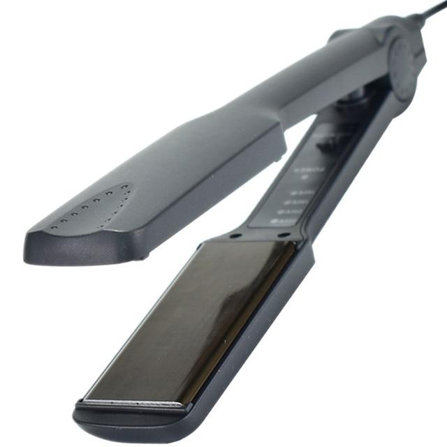 Straightening Irons Fast Warm-up Thermal Performance Professional Tourmaline Ceramic Heating Plate Hair Straightener 1