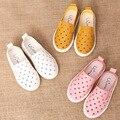 Novos Meninos Meninas Sapatos Esportivos Crianças Sapatilhas Sapatos de Barco Deslizar Sobre Mocassins Sapatos de Sola Macia Do Bebê Crianças Sapatos tx0396